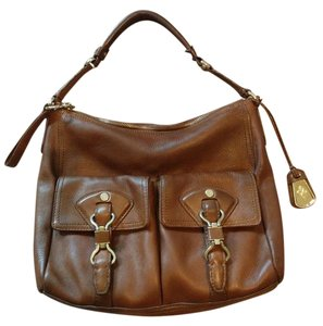 Cole Haan Leather Hobo Bag