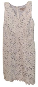Ann Taylor LOFT short dress White on Tradesy
