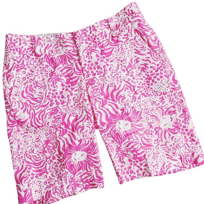 Item - Resort White Get Spotted Small Print The Chipper Shorts Size 2 (XS, 26)