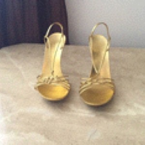 Casadei Gold Formal
