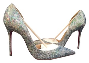 Christian Louboutin Chrisitan Multi-Color Pumps