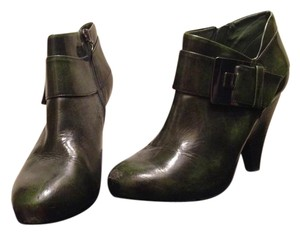 Vince Camuto Green Boots