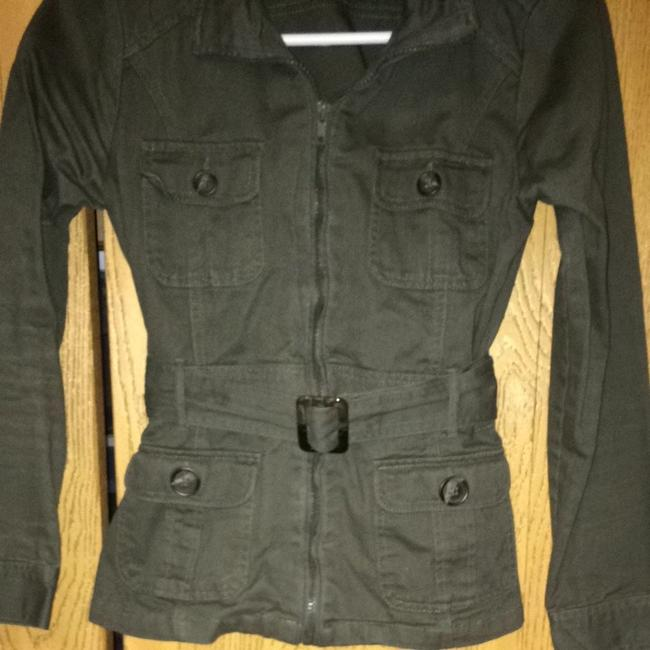 Ashley By 26 International Army Green Jacket