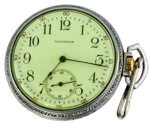 Waltham Waltham Antique Mechanical Pocket Watch