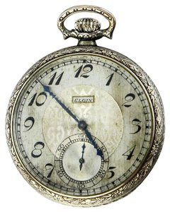 Elgin Elgin Antique Mechanical Pocket Watch