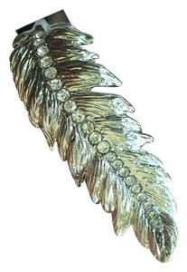 Jessica Simpson FEATHER CRYSTAL DOUBLE RING [JESSICA SIMPSON]