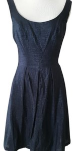 Nine West short dress Navy on Tradesy