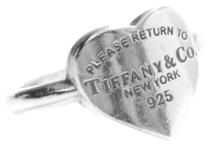Tiffany & Co. Tiffany & Co. Return To Tiffany's Tag Ring