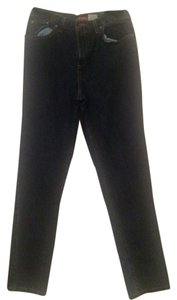 Lee Denim Straight Leg Jeans-Dark Rinse