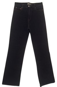 Levi's Denim Straight Leg Jeans-Dark Rinse