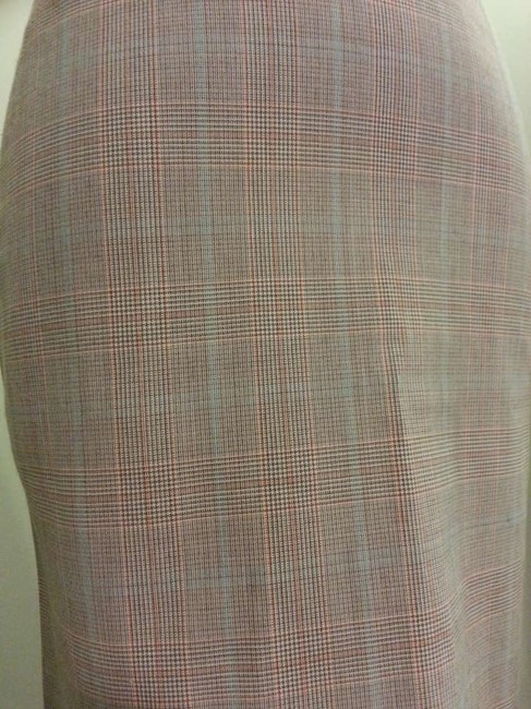 Express Skirt Multi-colored Plaid