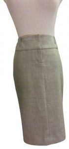 Express Skirt Heather Gray