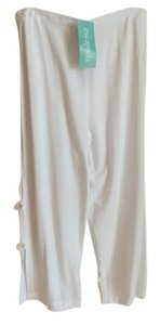 Escapada Living Capris White