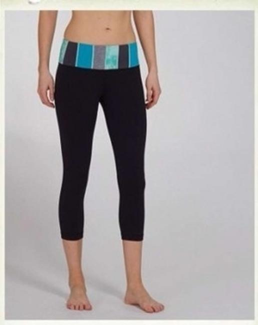 Preload https://img-static.tradesy.com/item/166044/lululemon-black-with-multi-colored-band-wunder-under-crop-activewear-size-2-xs-26-0-0-650-650.jpg