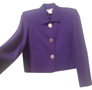 Jacket Petite Top Purple