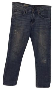 AG Adriano Goldschmied Capri/Cropped Denim