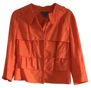 Eccoci Orange Jacket