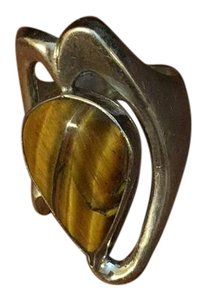 Tigers Eye Stone Ring