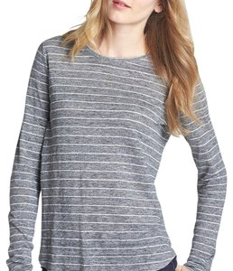 Vince Pullover Striped Sweater