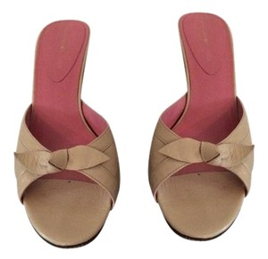 Bandolino Comfortable Beige Sandals