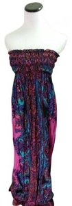 Multi-colored Maxi Dress by Poetry