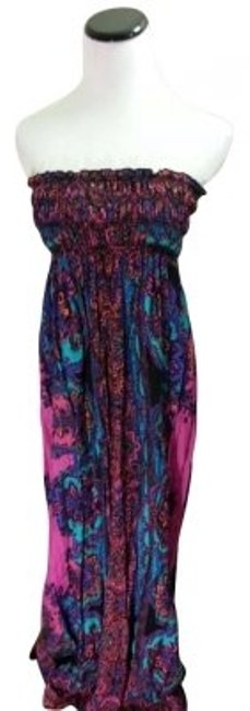 Preload https://img-static.tradesy.com/item/166056/poetry-multi-colored-long-casual-maxi-dress-size-0-xs-0-0-650-650.jpg