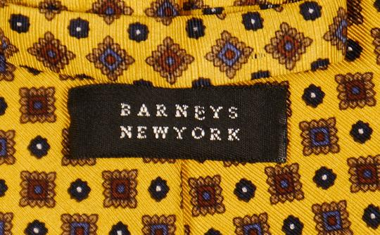 Barneys New York Barneys new York 100% Silk Tie: MSRP $150