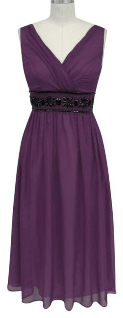 Preload https://img-static.tradesy.com/item/166062/purple-beaded-waist-size3x4x-mid-length-formal-dress-size-28-plus-3x-0-0-650-650.jpg