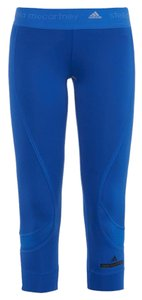 Stella McCartney Running Workout Athletic Pants blue