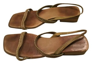 Sesto Meucci Olive green Sandals