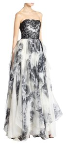 Marchesa Notte By Ruffled Gown Dress