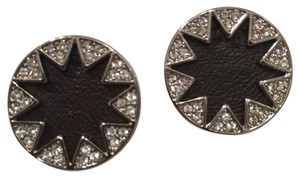 House of Harlow 1960 Sunburst Crystal Pave