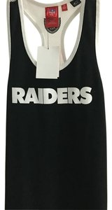 NFL Team Apparel Top Black and white