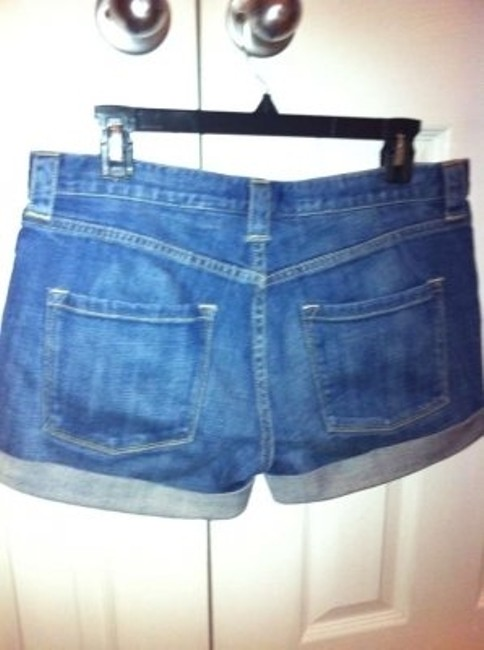 J.Crew Denim Shorts-Medium Wash