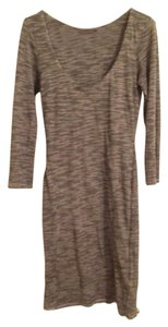 Velvet by Graham & Spencer short dress Grey on Tradesy