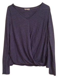 Velvet by Graham & Spencer T Shirt Periwinkle blue