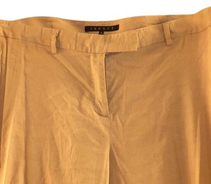 Theory Straight Pants Tan