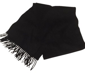 Other Cozy black scarf