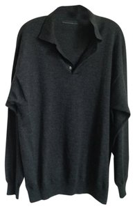 Metropolitan Plus-size Polo Men's Oversized Sweater