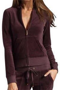 Juicy Couture Jacket Zip Up Sweatshirt