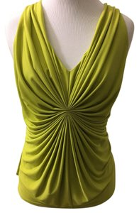 Kenneth Cole Top Apple green