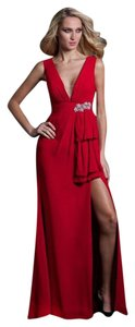 Feriani Couture Mother Of Bride Evening Size 6 Prom Dress
