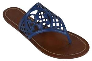 Tory Burch Greel blue Sandals