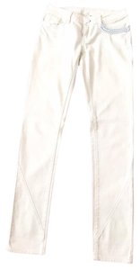 Married to the Mob Straight Leg Jeans-Light Wash