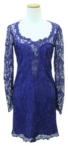 Emilio Pucci Blue Dress