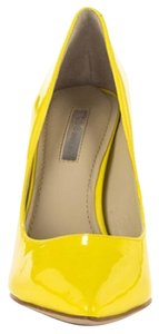 BCBGeneration Sunburst Patent Pumps