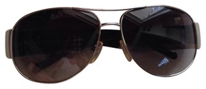 Burberry Aviator Sunglasses. with large Case