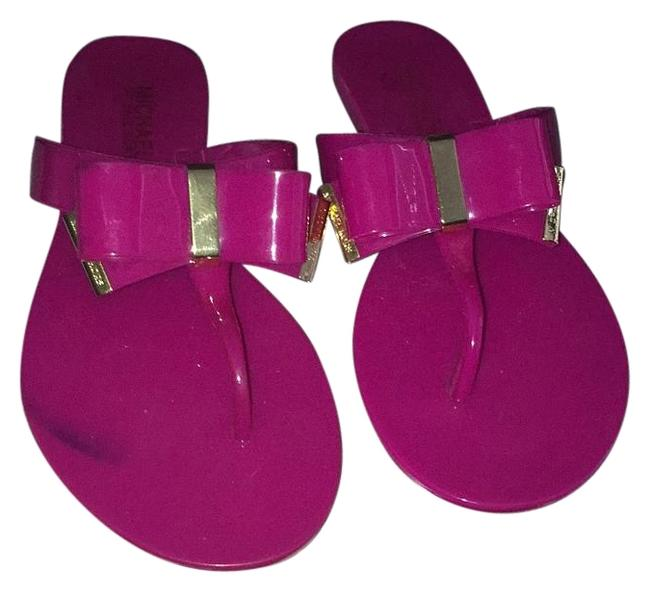 Item - Magenta Sandals Size US 6 Regular (M, B)