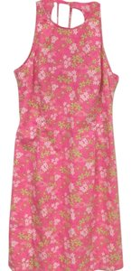 Lilly Pulitzer short dress Pink, Green, White on Tradesy