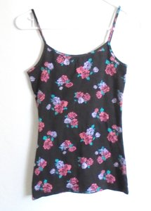 Nollie Floral Top black